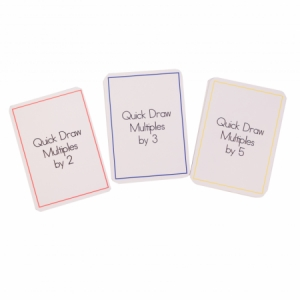 Quick Draw Card Deck (Primary Set)